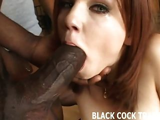 Can You Handle Four Big Black Cocks At Once