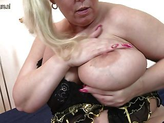 Big Busty Mom Needs A Good Fuck
