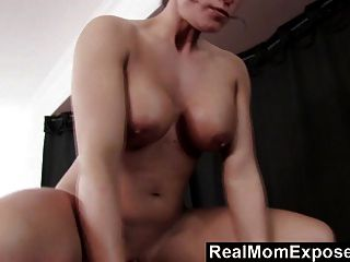 Realmomexposed  Experienced Masseuse Cant Resist A Young Coc
