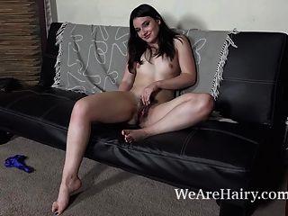 Amy Faye Enjoys A Sneaky Time And Masturbates