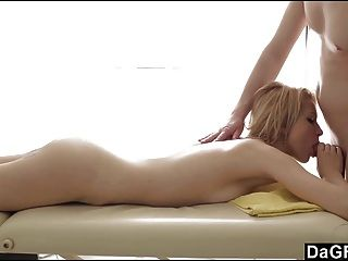 Dagfs - Beautiful Teen Gets An Anal Massage
