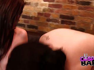 Cosplay Babes Suckerpunch Babes Licking And Cumming