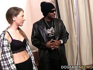 Alison Faye Saves Not Her Dad By Fucking A Black Guy