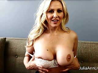 Bad Teacher Milf Julia Ann Shows You How To Get Extra Credit
