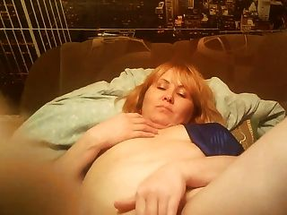 Hot 48 Yo Russian Mature Tamara Play On Skype
