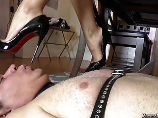 Mistress Tangent Femdom Dangle Domination