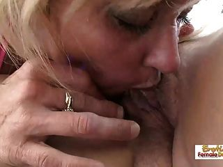 Two Lesbian Milfs Make Each Other Cum Hard