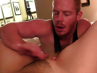 White Slut Amy Fucks A Ginger Pt5