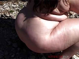 Fat Ass Teen With Sexy Face