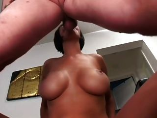 Sexy Milf Brunette And Her Amazing Tits