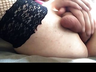Cumming In My Own Asshole