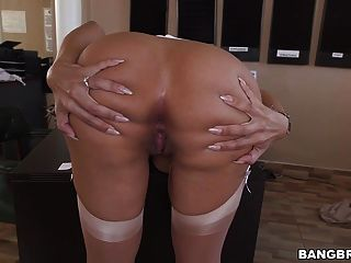 Big Booty Latina Mercedes Carrera