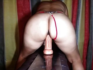 Phat Ass & Big Dildo
