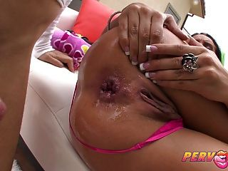 Pervcity Mature Double Dipping Lover