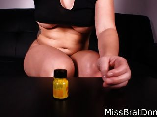 Poppers Use Tease Fedom Ass Worship