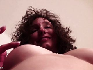 Lovely Mature Mother With Hungry Vagina