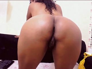 Mom Black Booty