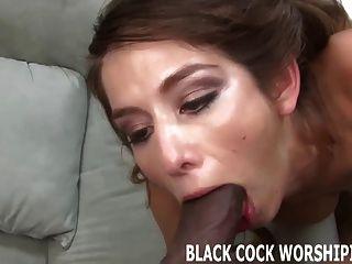 Big Black Dick Gets My Pussy So Fucking Wet