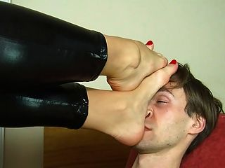 Polish Mistress Oot Worship