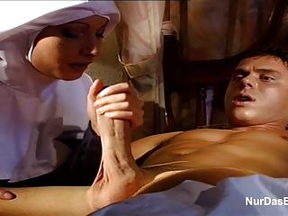 German Nun Get Assfuck By Patient To Let Him Feel Good