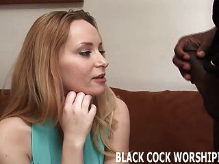 Can You Handle Watching Me Fuck A Big Black Stranger
