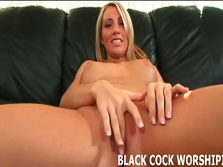 I Need A Big Black Cock To Tear My Pussy Up