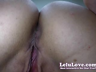 Lelu Love-super Closeup Pov Facesitting
