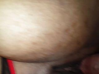 Super Thick Bbw Redbone Pussy Creampie