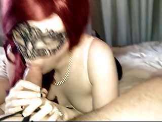 My Gorgeous Wife - Amazing Blowjob Pt 1