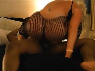 Jumping Up And Down On His Big Black Cock