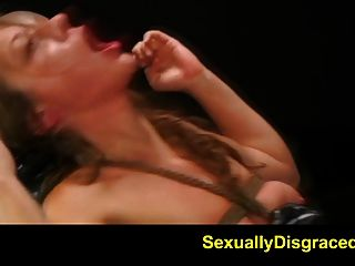 Fetishnetwork Bibi Miami And Callie Calypso Bound Hard