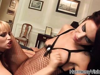 Harmony Vision Danny D Has A Huge Dick