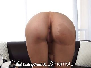 Hd Castingcouch-x - Natasha White Takes A Healthy Cum Facial