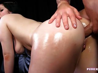Pure Xxx Films Big Oily Booty Sex