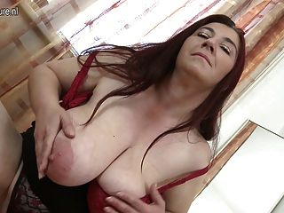 Busty Mature Mother