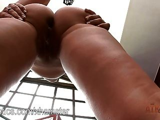 Athena Summers Is One Hell Of An Exotic
