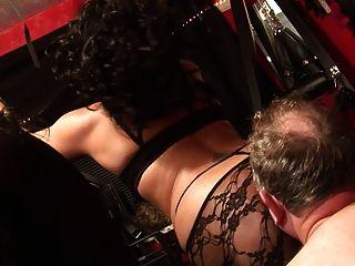 Busty Mistresses Ass Worship And Face Sittin