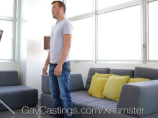 Blue Eyed Stud Chad Fucks On Porn Casting Audition
