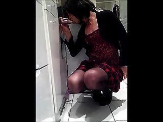 Cd Butt Plug Sucking