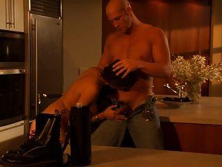 Big Boobs Christian Enjoys Having The Huge Shaft Sink Wholely In Her Cunt