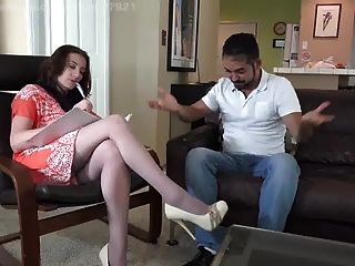 I Want To Get Rid Of My Foot-fetish