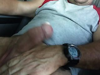 More Of Me In The Car With My Buddy