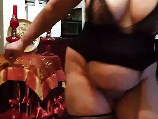 Iranian Bbw Dancing Naked