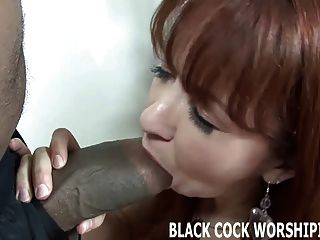 Take Your Black Cock And Fill My Ass With Cum