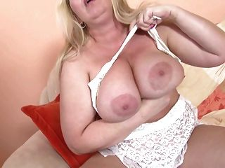 Real Sexy Mature Mother And Wife With Lovely Big Boobs