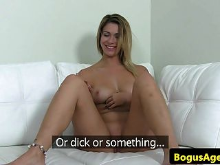image Assfucked eurobabe loves getting drilled