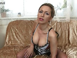 Amateur Mother Needs A Hard Cock