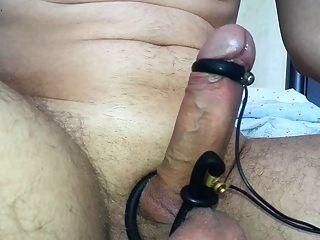 My Cock In Shock - 17. E-stim. Estim. Free Hands. Hfo