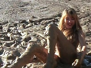 Masturbation In The Mud