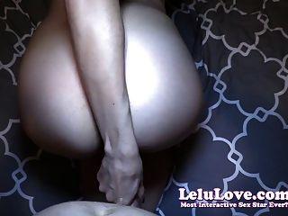 Lelu Love-pov Blowjob Doggystyle Big Cumshot